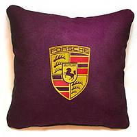 """Автомобильная подушка """"Porsche"""""""