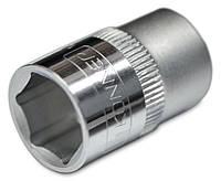 "Головка шестигранная, 3/8"", Cr-V 13 мм, код 750-405 , фото 1"