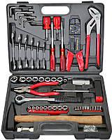 Набір інструментів 100 предметов в кейсе, код 752-150