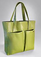 "Женская сумка ""Габриэла"" 01- Olive, фото 1"