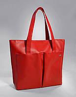 """Женская сумка """"Габриэла"""" 05 - Red, фото 1"""