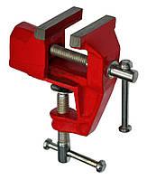 Тиски настольные 40 мм, код 742-801
