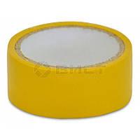 Изолента ПВХ 19ммх10м, желтая, код 710-707