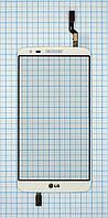 Тачскрин сенсорное стекло для LG D800 G2 Optimus white