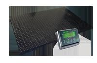 Весы платформенные для склада JBS-3000-2000kg-(1010)