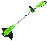 Триммер электрический 420 Вт, покос 30см, телескопическая ручка, 98-122 см, код 734-405