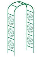 Арка садовая декоративная для вьющихся растений, 228 х 130 см Palisad 69121
