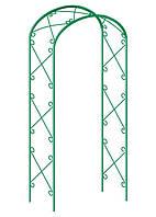 Арка садовая декоративная для вьющихся растений, 227 х 128 см Palisad 69123