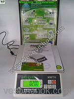 Фасовочные весы Jadever NWTH-Dual (6 кг)