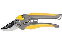 Секатор 200 мм, пружина возвратная, пластиковые ручки Palisad Luxe 60510