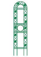 Панель садовая декоративная для вьющихся растений, 139 х 35 см, фронтальная Palisad 69132
