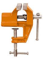 Тиски, 60 мм, крепление для стола Sparta 185095