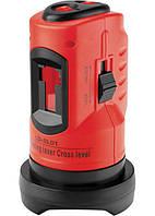 Уровень лазерный 150x1100 мм, самовыравнивание, набор в пластиковом кейсе Matrix 35033