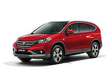 Кенгурятники Honda CRV (2013-2016)