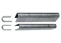 Скобы, 12 мм, для кабеля, закаленные, для степлера 40905, тип 28, 1000 шт Matrix Master 41410