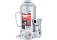 Домкрат гидравлический бутылочный, 15 т, h подъема 230–460 мм// MATRIX MASTER 50729