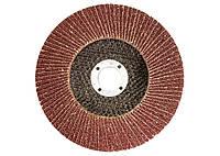 Круг лепестковый торцевой, P 80, 150 х 22,2 мм Matrix 74059