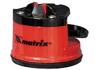 Приспособление для затачивания ножей любого типа, крепление на присоске Matrix 79105