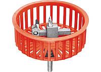 Сверло по кафелю круговое (балеринка) с защитной решеткой Matrix 88240
