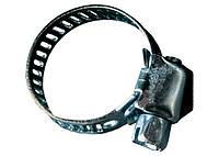 Хомуты металлические, 14-27 мм, 5 шт. Sparta 540105