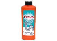 Гранулированное средство для прочистки труб, Prava, 0,5 кг, код 796-246