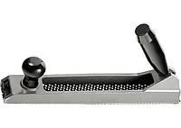 Рубанок, 250 х 42 мм, обдирочный, металлический, для гипсокартона, переставная ручка MATRIX, код 879