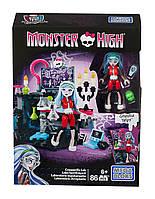 Конструктор Mega Bloks Monster High Лаборатория по созданию зелий Гулии Йелпс