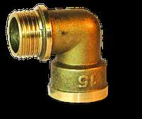 Уголок 1/2НВ длинный п/прокладку (60-4/15) К0111 PROFI