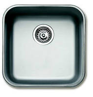 Кухонная мойка  Teka BE 400 x 400 х 180 CN встраиваемая под столешницу