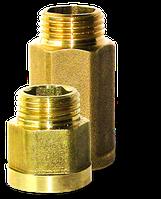 Удлинитель 1/2В-1/2Н L-50мм К0601 PROFI (круглый)
