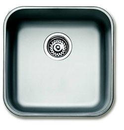 Кухонная мойка Teka BE 400 x 400  (h250мм) встраиваемая под столешницу