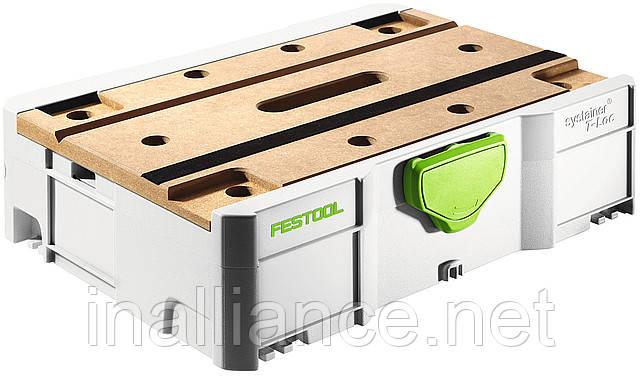 Систейнер SYS-MFT – мобильный верстак Festool 500076
