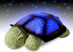Нічник Зоряна черепаха, світильник черепаха зоряне небо