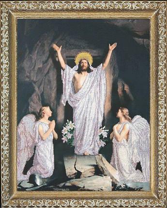 """Набор для вышивания бисером """"Воскресение Господне"""", фото 2"""