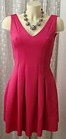 Платье модное яркое стрейч мини Only р.42-44 6642