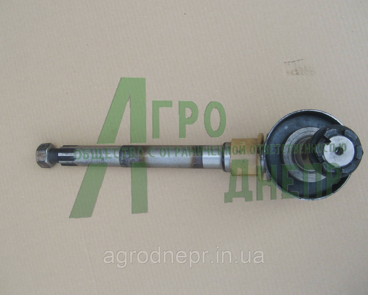 Цапфа поворотная левая МТЗ-80 80-3001065 (80-3001085)