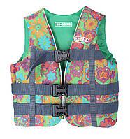 Профессиональный детский спасательный жилет ( Цветок)
