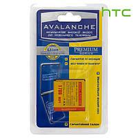 Батарея (аккумулятор) Avalanche для HTC EVO 3D (1700 mAh), оригинал