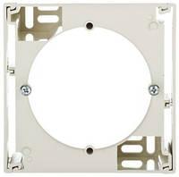 Коробка для наружного монтажа 1-постовая Asfora крем, EPH6100123