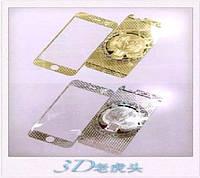 Защитное стекло для iPhone 5/5S 2in1 Tiger 0.3mm