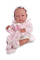 Llorens - Кукла Ника, новорожденная девочка, 38 см (Испания)