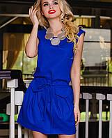 Льняное летнее платье | Албен jd электрик