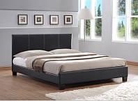 """DOMINI Ліжко """"Джаспер"""" 1600 * 2000 (чорний)"""