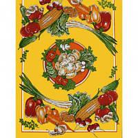 Ткань полотенечная/салфеточная арт.110951 (ТИР) НАБ. 3813/5883 150СМ