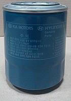 Фильтр масляный оригинал KIA Sorento 2,5 CRDi дизель 02-09 гг. (26330-4X000)