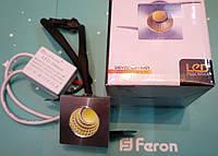 Светодиодный LED встраиваемый светильник Feron G772 3W