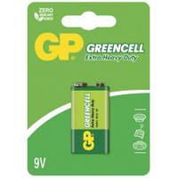 "Батарейка GP Greencell 9V 1604GLF-2UE1, ""Крона"" (блистер)"