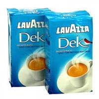 Кофе молотый Lavazza Dek 250г.