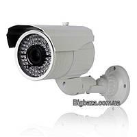 650TVL. ИК видеокамера влагозащищенная цветная LUX90SHR