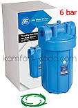 """Магистральный фильтр Aquafilter FH10B54_M, BB10"""", резьба 1 1/4"""", фото 2"""